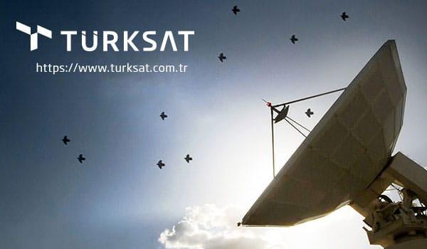 Türksat Web Sitesi